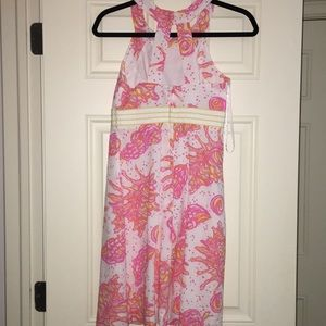Shell patterned Lily Pulitzer Dress